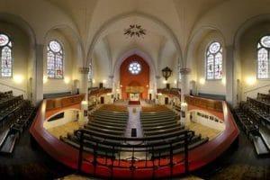 """""""DIE PARTITUR DES KRIEGES – LEBEN ZWISCHEN DEN FRONTEN"""" (DOKUMENTARFILM – LESUNG – MUSIK) @ Thomaskirche Erfurt"""